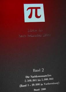 Pi - der zweite Band - Ein Buch der Superlative